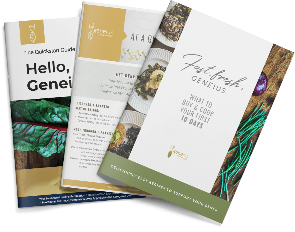 Geneius Food Formula